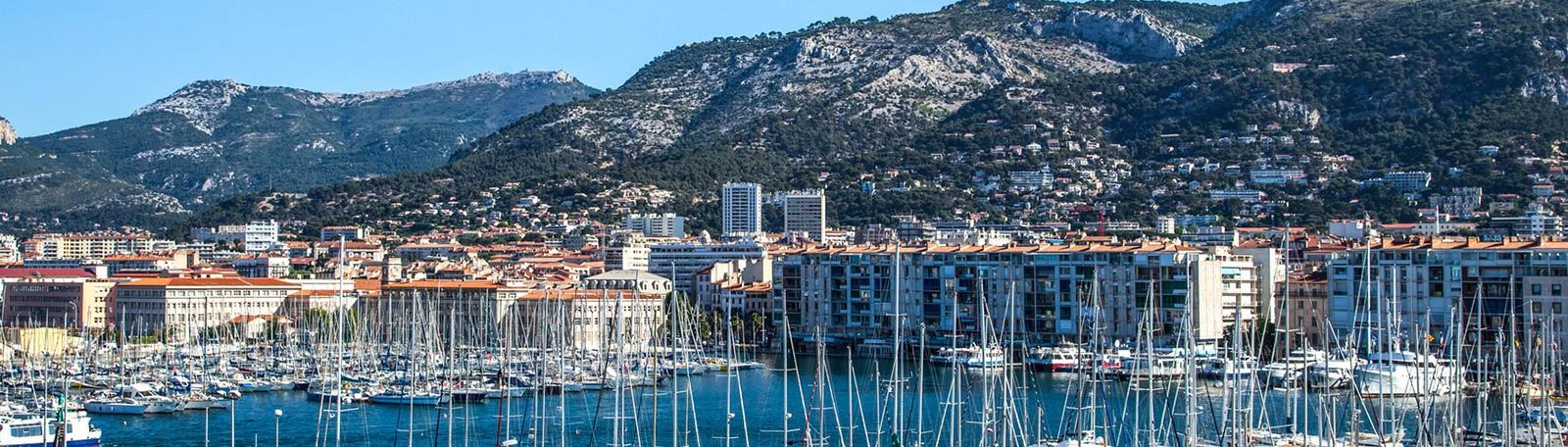 Stationner à Toulon Peiresc Marché