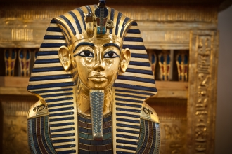 Tutankhamun, the Pharaoh's treasures in Paris from March 23, 2019!