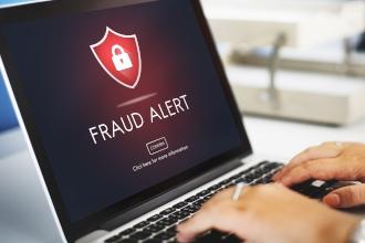 alerte tentative de fraude