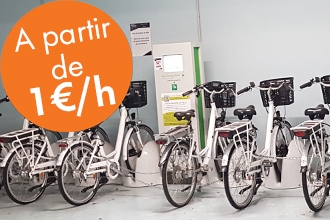 Location de vélo à Toulon