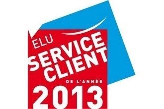 Q-Park, Élu Service Client de l'Année 2013