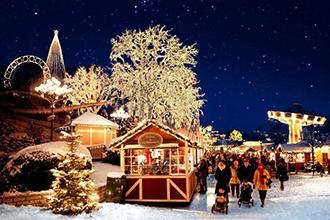 Les marchés de Noël dans les plus belles villes de France