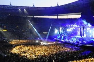 Deze zomer twee niet te missen concerten in het Stade de France