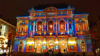 Lyon: The 2018 Festival of Lights, or Fêtes des Lumières 2018, will take place from December 6 to 9!