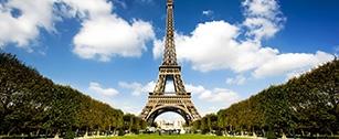 Bezoek Parijs!