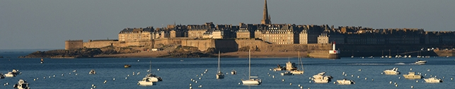 Réservation parking Saint-Malo