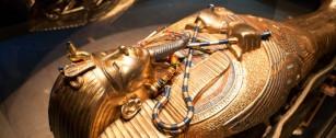 Tutankhamun exibition