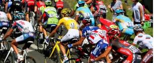 Nos parkings s'invitent au Tour de France !